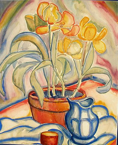 Flower Themes II