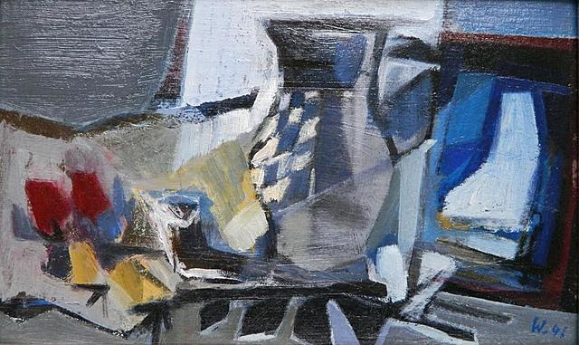 Still-Life with Pipe