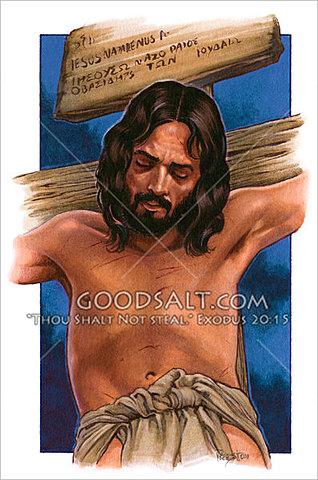 Jesus Predicts his Death