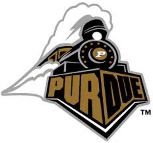 Drew Brees goes to Purdue