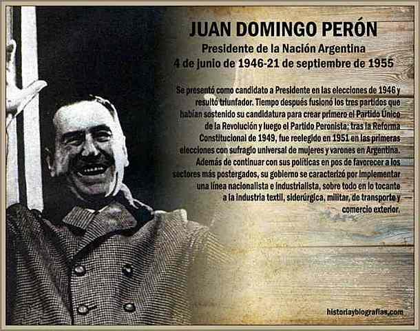 Primer gobierno Peronista