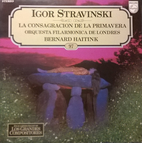 ''La consagració de la primavera'', Stravinsky