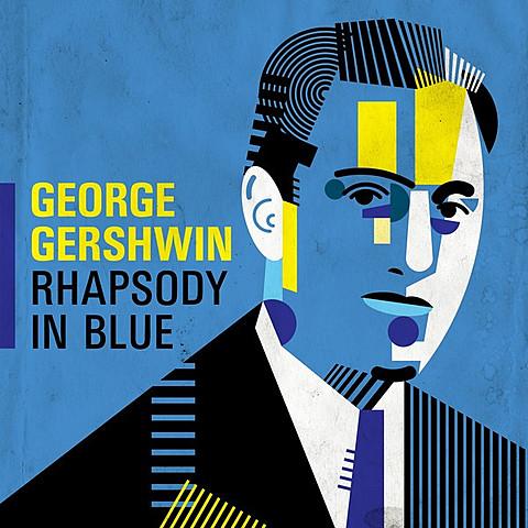 ''Rhapsody in blue'', Gershwin