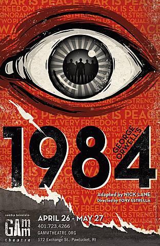 ''1984'', George Orwell
