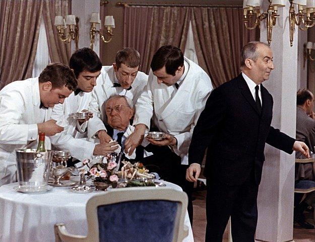 ''El gran restaurant'' Jacques Besnard