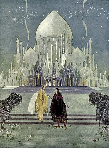 La princesa Rosette-Old French Fairy Tales