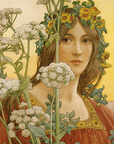 Our Lady of the Cow Parsley