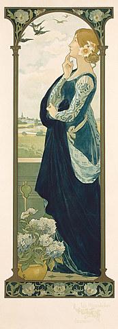 """Les Hirondelles; Souvenir"""", (""""The Swallows of Remembrance"""