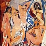Les senyoretes del carrer d'Avinyó de Picasso