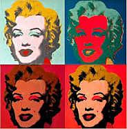 Shot Marilyns de Andy Warhol