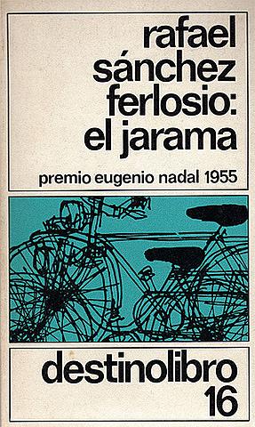 El Jarama Llibre de Rafael Sánchez Ferlosio