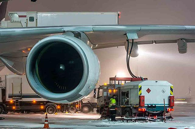 Combustível de aviação