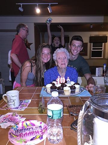 GiGi turned 103
