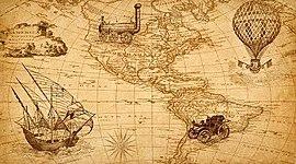 Descubrimiento  y conquista del contiente Americano.  timeline