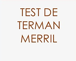 Escalas Wechsler de Inteligencia, Test de Terman Merril