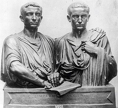 Reforma agrària dels germans Tiberi Grac i Gai Grac