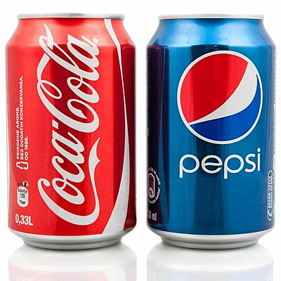 COLA WARS CONTINUE: COKE AND PEPSI IN 2010 timeline