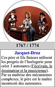 1767\1774 :Jaquet-Droz