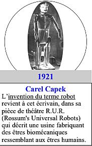 1921 : Karel Čapek