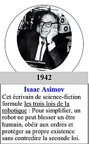 1942 : Isaac Asimov