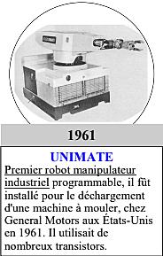 1961 : Unimate