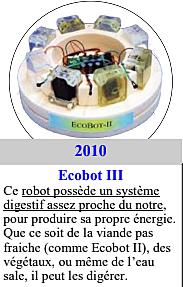 2010 : Ecobot-III