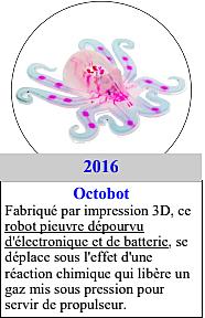 2016: Octobot