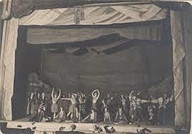 Ballet Ruses Premiers