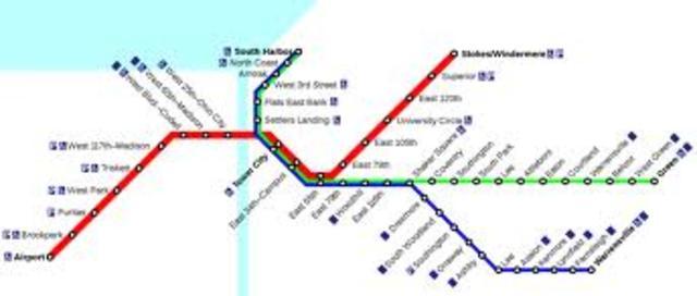 Chapter Seventeen: Cleveland train station, the underground railway!