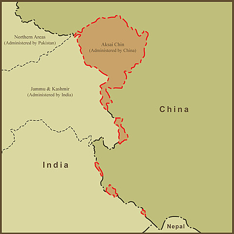 Indo-China War Thickens the Plot