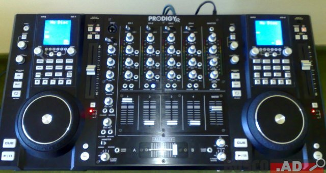 Primera sessió de DJ feta || 第一DJ作出 || ראשית DJ עשה