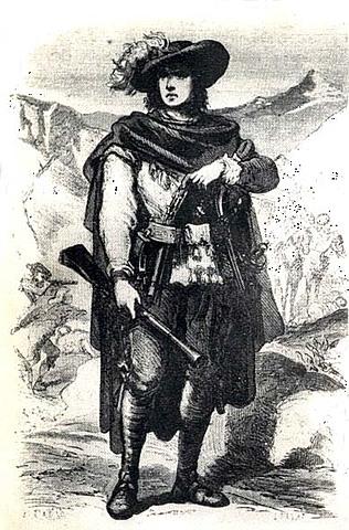 Detenció i execució de Joan Sala, Serrallonga.