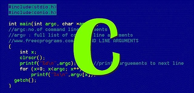 Transcripcion a lenguaje c de UNIX