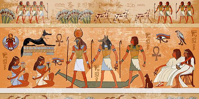 Costums egipcies