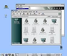 Version 2.2 y Creacion de Interfaz GNOME