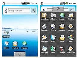 Android sistema basado en Linux