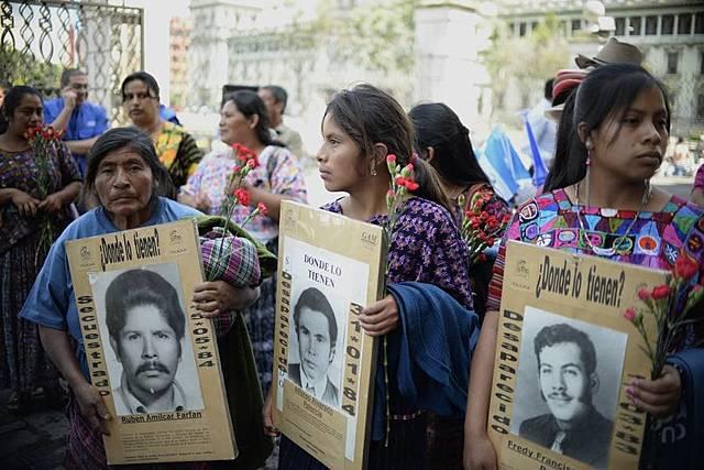 Esclarecimiento Histórico de las Violaciones a los Derechos Humanos.