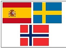 Acuerdo Oslo, Estocolmo y Madrid
