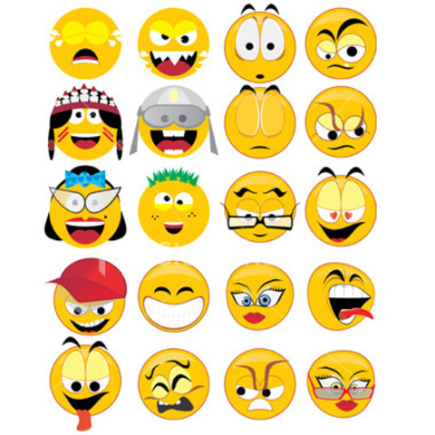 1st emoticon used in email message