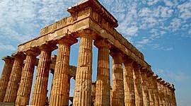 Evenements importants de l'époque Classique en Grèce à la chute de l'Empire Romain timeline