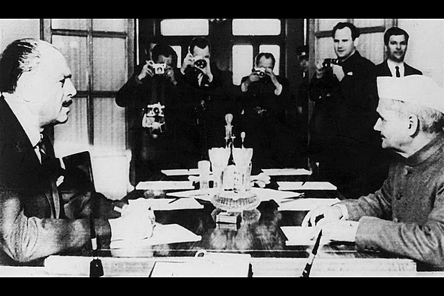 Agreement signed at Tashkent