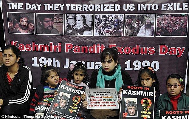 A Massacre and the Exodus of the Kashmiri Hindus