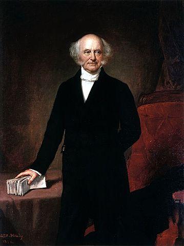 President Martin Van Buren