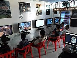 Cibercafés