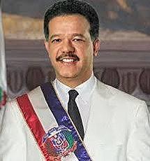 Leonel Fernandez lehendakari