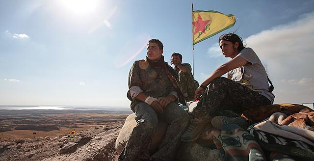 [SYR] Vittoria dei curdo-siriani contro Isis nell'assedio di Kobane