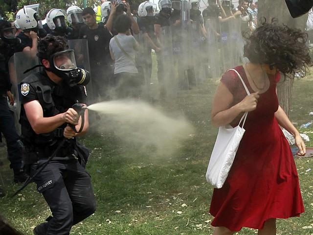[TR] Protesta di Gezi Park