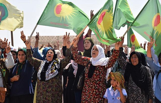 [SYR] Dichiarazione di autonomia del Rojava e approvazione del Contratto sociale del Rojava