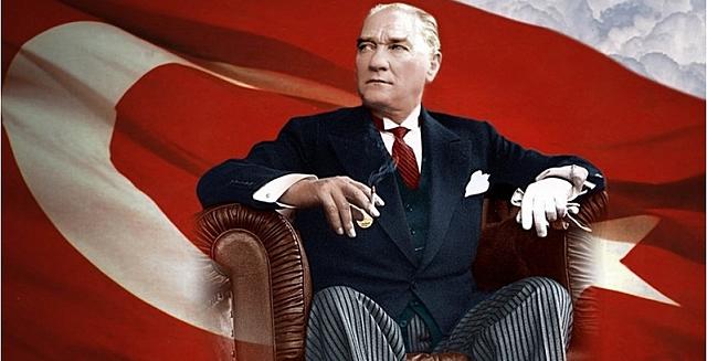 """[TR] Guerra di liberazione guidata da Kemal Mustafa """"Ataturk"""" contro le forze d'occupazione straniere."""