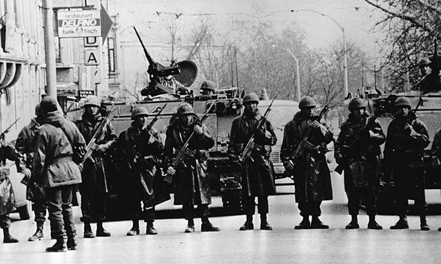 [TR] Colpo di Stato in Turchia 1971
